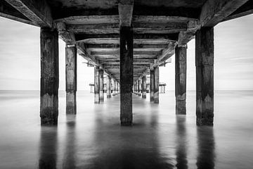 Onder de pier von Kris Christiaens