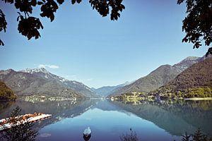Noord Italie bergmeer