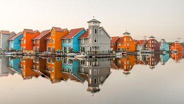 Reitdiephaven Groningen sur Jan Mulder Photography