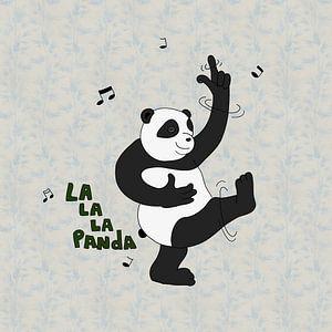 lalala panda