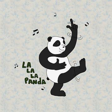lalala panda von Dennis Michels