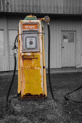 Die letzte Tankstelle von