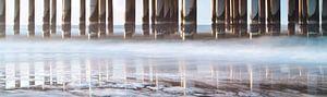 Fundering van de Scheveningse Pier