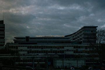 Grafisch Lyceum Rotterdam van Koen Verburg