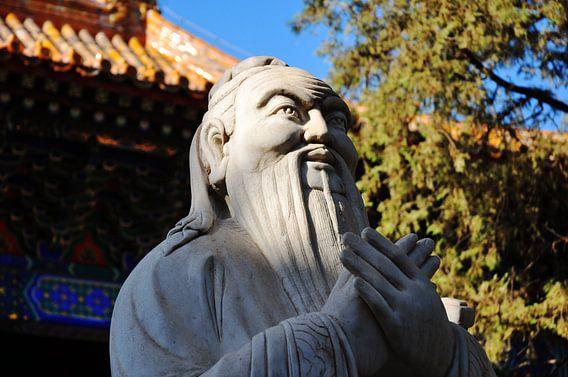 Confucius van Rogier Vermeulen