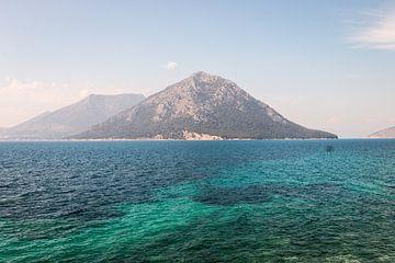 Grieks eiland van