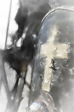 Schild van de Kruisvaarder