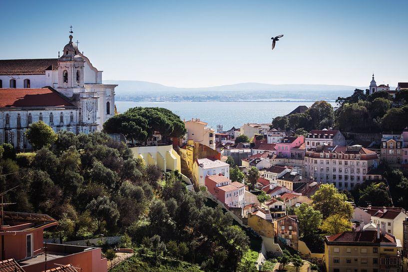 Lisbon – Igreja e Convento da Graça. van Alexander Voss