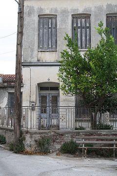 Huis op Lesbos
