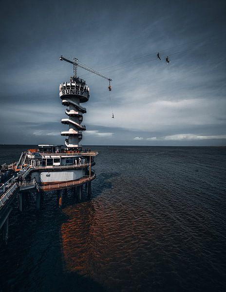 Bungy Jump Holland von Chris Koekenberg
