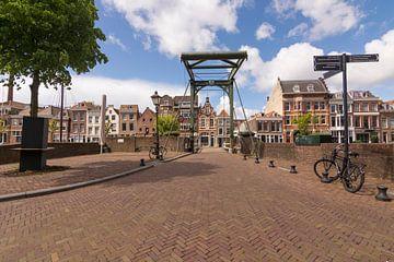 Historisch Delfshaven in Rotterdam van Charlene van Koesveld