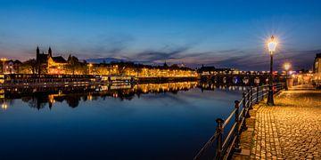 Maasblik Maastricht von Rob Boon