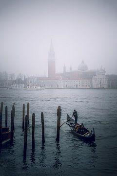 Moody Venetië van Iman Azizi