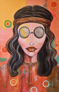 Tina sur Willie Roosenbrand Art