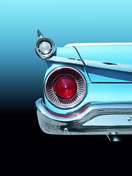 US Amerikanischer Oldtimer 1959 fair lane 500 galaxie sun liner convertible von Beate Gube