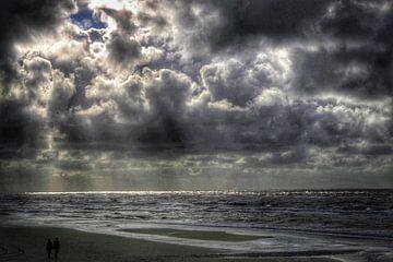 Aan de kust van Cor Woudstra