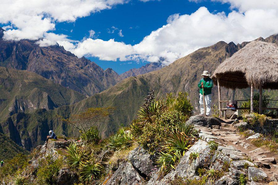 Machu Picchu van Bart van Eijden
