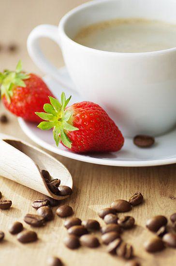 koffietijd van Tanja Riedel