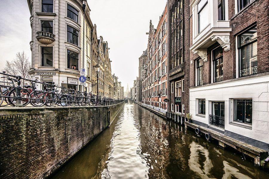 Amsterdam op zijn mooist