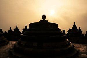 Indonesië - Borobudur  van