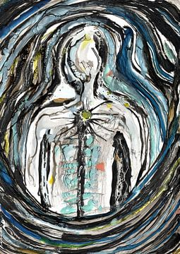 Into the void 2 von Christa Kerbusch