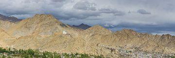 Leh in Ladakh van Walter G. Allgöwer