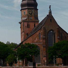 Hoofdkerk St. Katharinen van Peter Norden