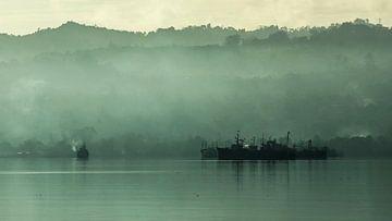 Ambon - Morgen van Maurice Weststrate