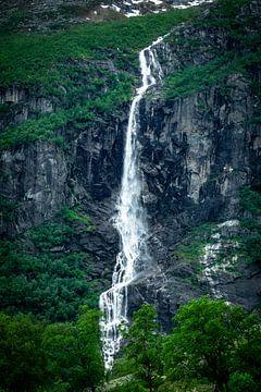 Die Wasseradern von Norwegen von Jayzon Photo