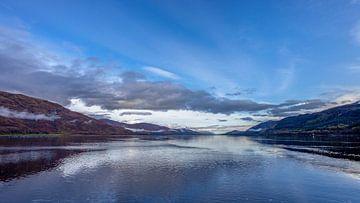 Meer in Schotland van Paul Vergeer