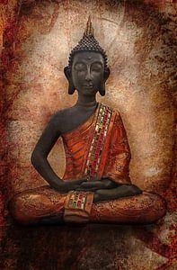 Oranje Boeddha van