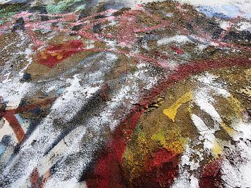 Urban Abstract 248 van MoArt (Maurice Heuts)