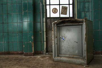 Een oude vergeten kluis van Melvin Meijer
