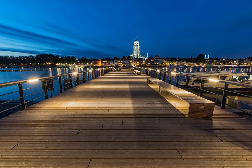 Skyline Deventer van Jan Koppelaar