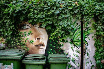Streetart Milaan