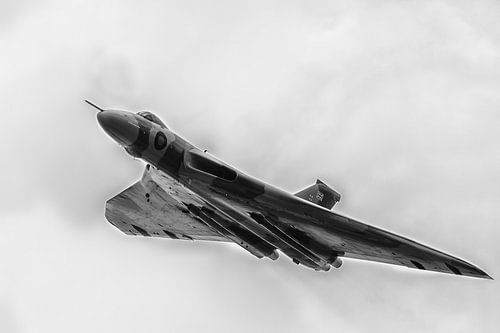 Avro Vulcan XH558 van