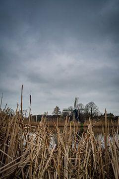Die Keppel-Windmühle von Arnold van Rooij