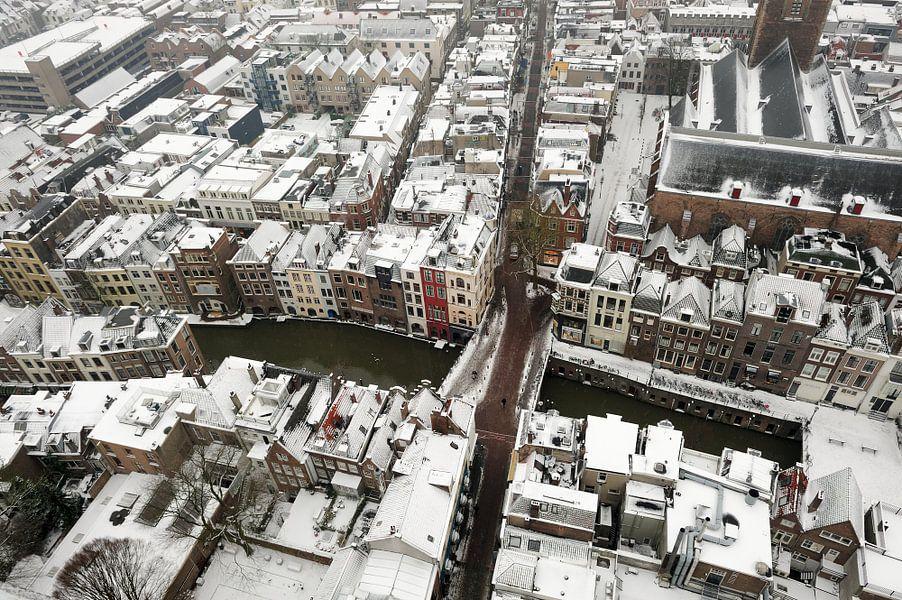 Besneeuwd Utrecht