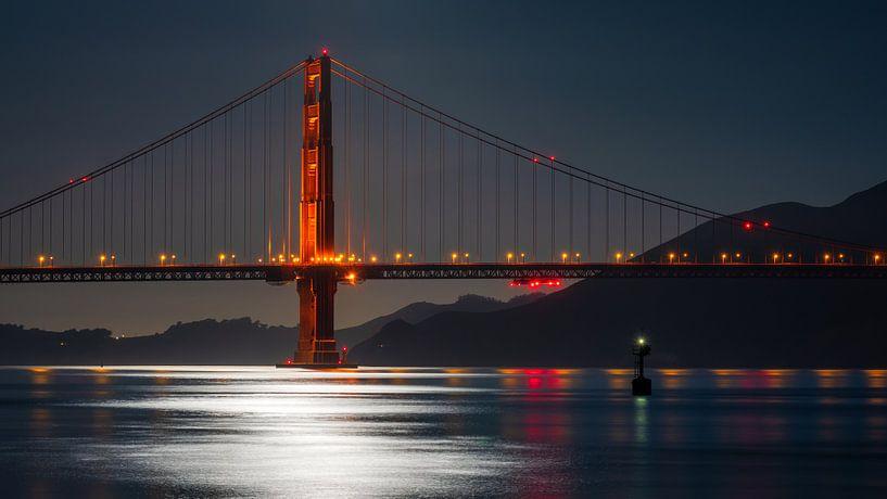 Golden Gate Bridge von Reinier Snijders