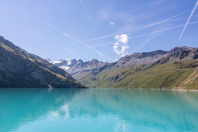 Lac de Moiry von Sander de Jong