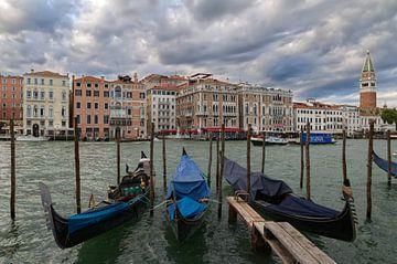 Gezicht op San Marco Venetië van arte factum berlin