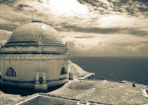Een fantastisch uitzicht! van Marian Sintemaartensdijk