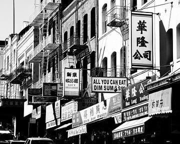 Chinatown in San Francisco von Marit Lindberg