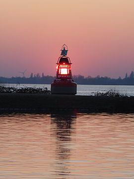 Licht auf dem Wasser von Gaby  van der Peijl