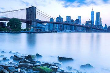 New York City Skyline van Marcel Kerdijk
