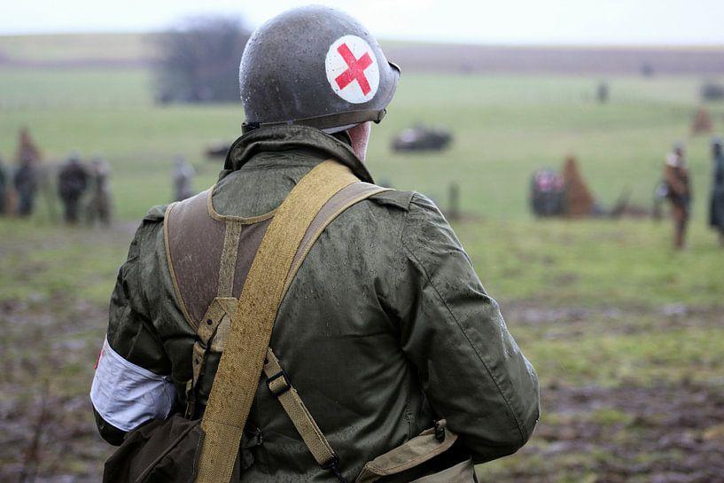 Bastogne Medic van Jeroen Koppes