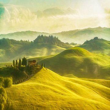 Tuscan Dreams van Lars van de Goor