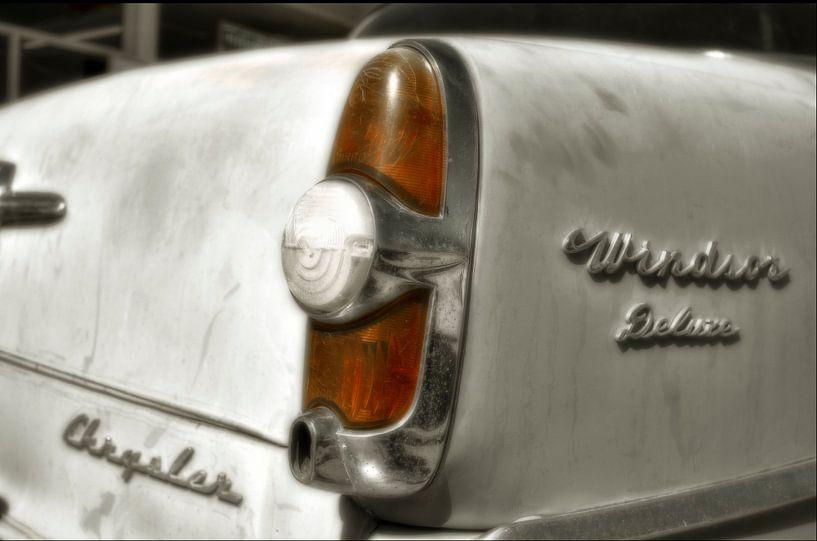 Chrysler achterlicht van Humphry Jacobs