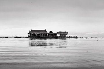 Drijvende huizen op het Inlemeer van RUUDC Fotografie