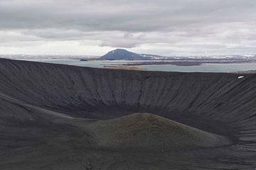 Uitgedoofde vulkaan van Ruud van der Lubben